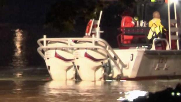 Body Found in Submerged SUV