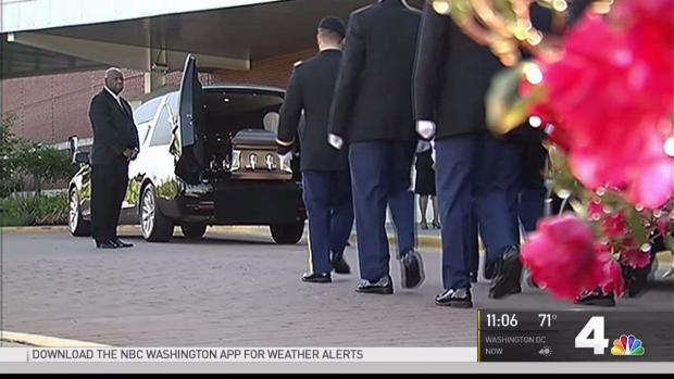 [DC] Thousands Attend Funeral for Slain Bowie State Student
