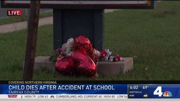 [DC] Boy Killed in Apparent Accident at Virginia Elementary School