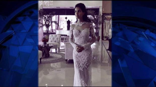 Bridal Dress Goes Missing in Mail