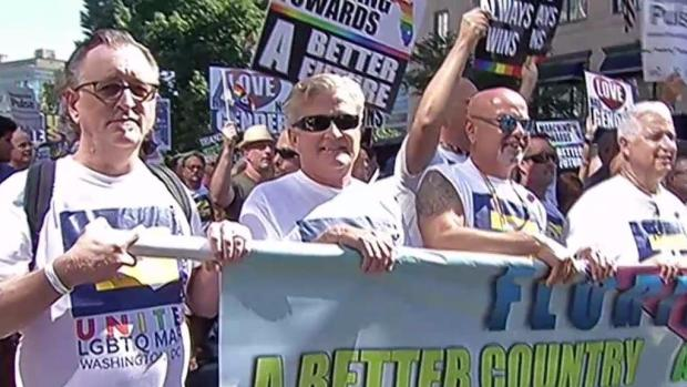 [DC] Capital Pride Equality March and Festival Sees Thousands