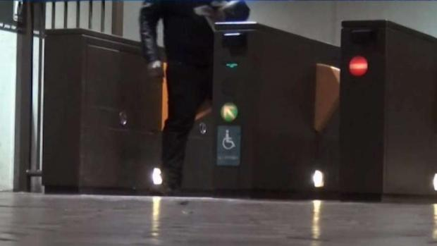 Caught on Camera: Fare Evaders Rampant on Metro