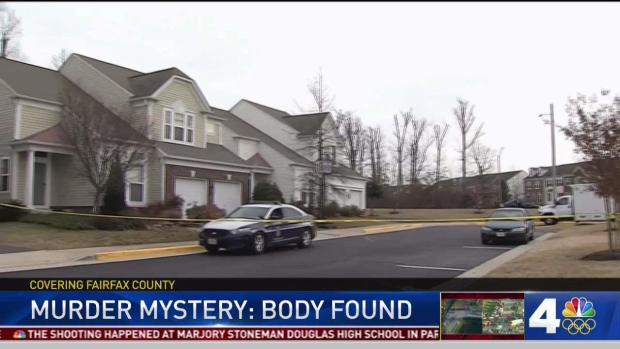Man's Body Found in Centreville Neighborhood