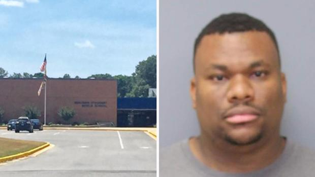 [DC] Classroom Aide Arrested for Assaulting Children