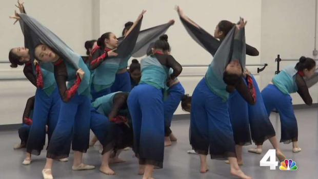 Xuejuan Chinese Dance Ensemble Bridges Language, Culture Gap