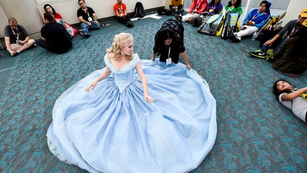 [G-2015] The Costumes of Comic-Con 2015