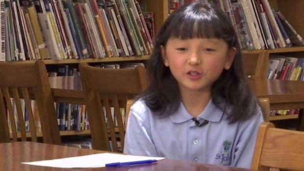 Cursive Contest Winner Can Do Anything, Even Without Hands