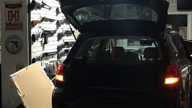 [DC] 3 Arrested in Gun Shop Heist in Which 4th Suspect Was Killed