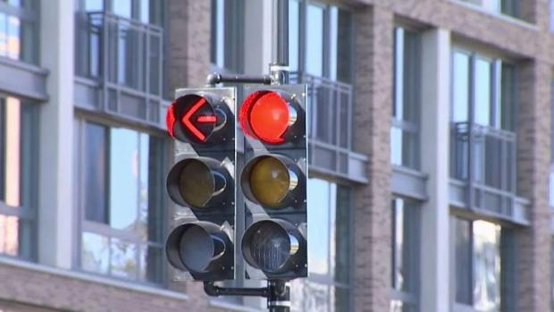 DC Considering Ban on Some Right Turns on Red