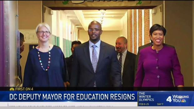DC Deputy Mayor Steps Down After Bypassing School Lottery System