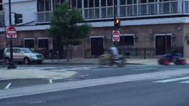 Dirt Bike and ATV Riders Roar Through DC Streets