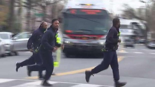 [DC] DC Firefighters Stay Fit With Daily Grocery Runs
