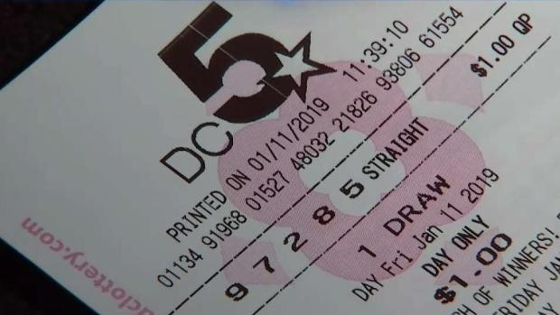 DC Lottery to Pay Out $127K for Losing Tickets Due to 'Human