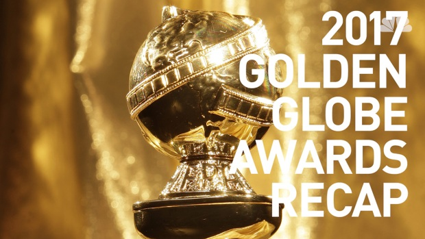 [NATL] A Look Back at the 2017 Golden Globe Awards Winners