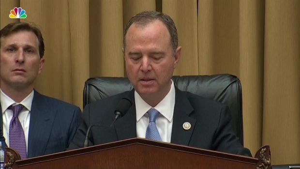 [NATL] Chairman Schiff Opens the Mueller's Intelligence Hearing