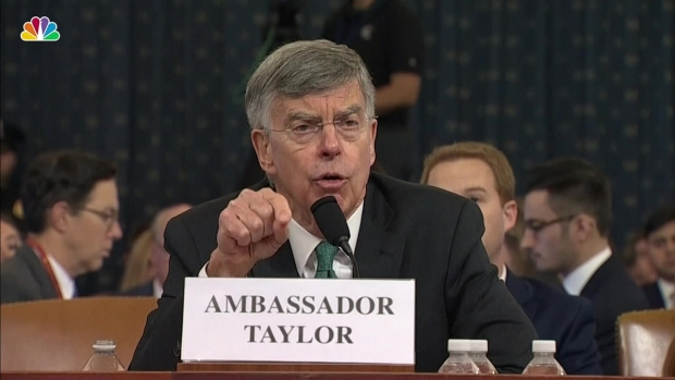 [NATL] Amb. Taylor: Withholding Aid to Ukraine 'Made No Sense'