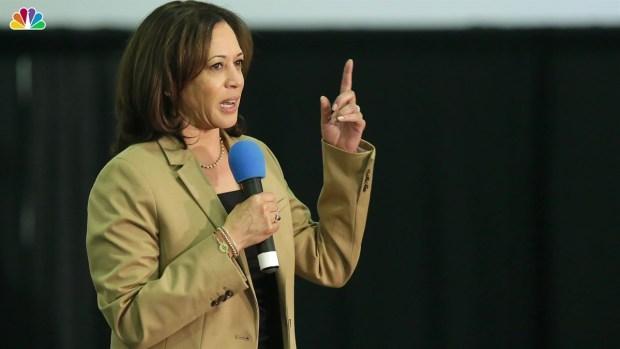[NATL] Sen. Kamala Harris Announces End to Presidential Bid