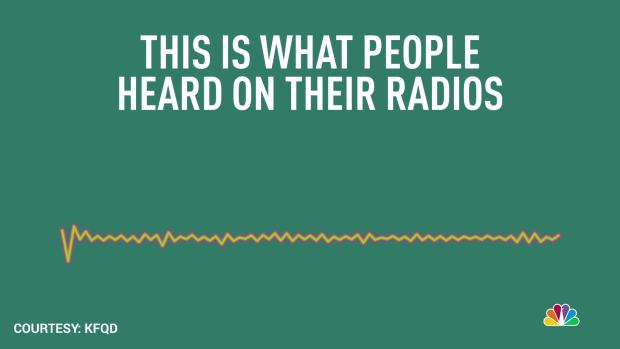 [NATL] Hear What Anchorage Heard on the Radio as 7.0 Earthquake Hit