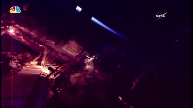 [NATL] First of Three Spacewalks Underway at ISS