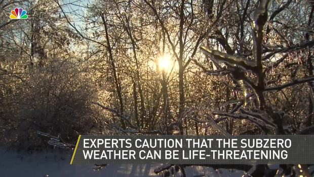 Midwest US Bracing for Record-Breaking Cold