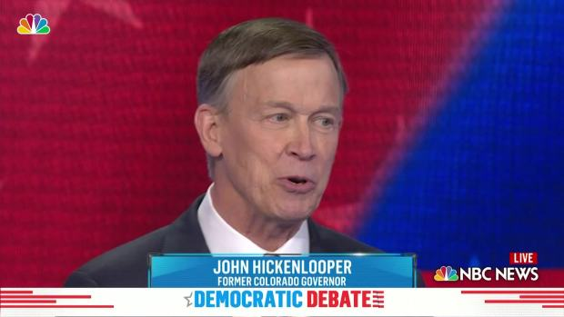 [NATL] John Hickenlooper Calls Current Immigration Policies 'Kidnapping'