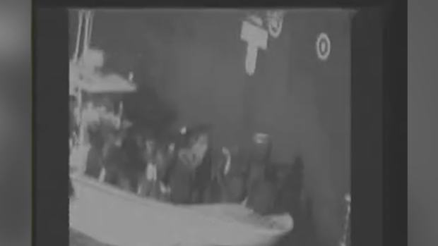 [NATL] US Military: Video Shows Iran Removing Unexploded Mine From Tanker