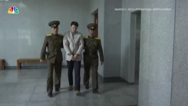 [NATL] Otto Warmbier Dies Days After Release From North Korea