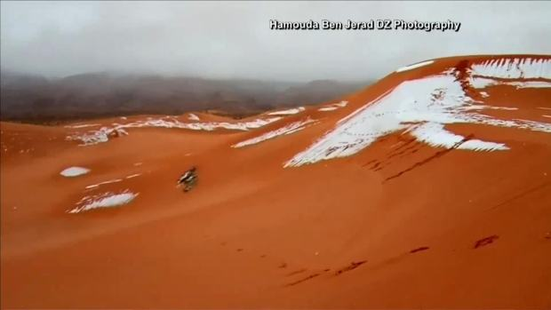 [NATL] Yes, It Snowed in the Sahara