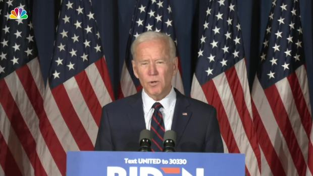 [NATL] Biden Says Trump Must Be Impeached