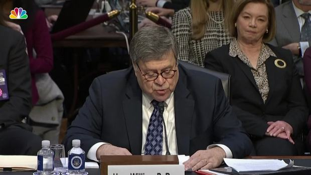 [NATL]William Barr: 'President Trump Sought No Assurances' in Selection as Attorney General
