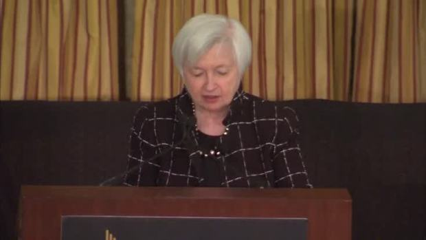 [NATL] Yellen Signals Interest Rate Hike