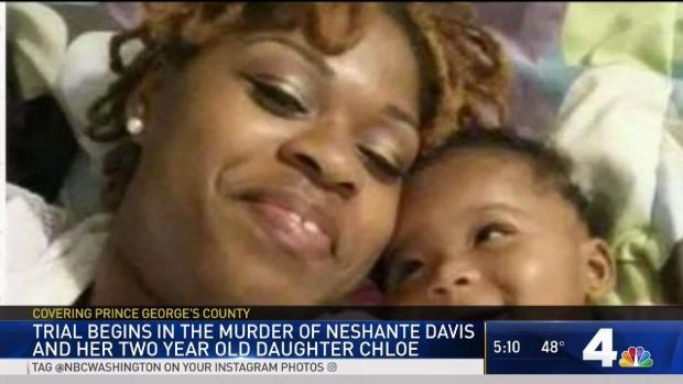 Prince George's Co. Trial in Killings of 2-Year-Old, Her Mother Begins
