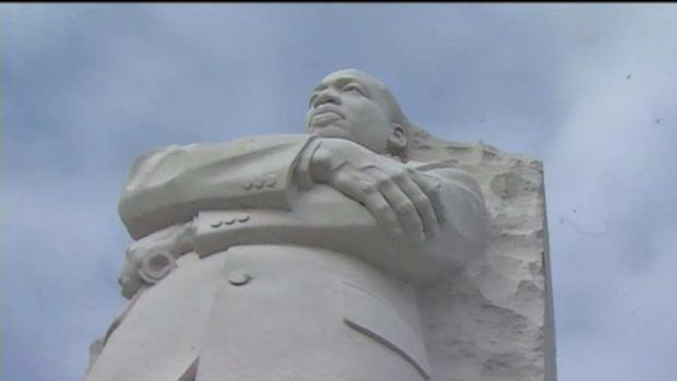 [DC] Day of Remberance at MLK Memorial