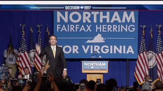 [DC] Democrat Candidates Take Top Three Virginia Positions