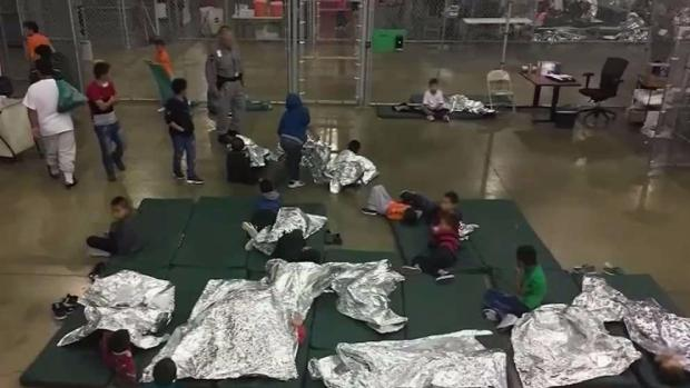 [NATL BAY] Dozens of Migrant Children Being Reunited With Parents
