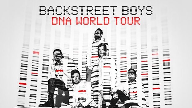 Concerts Coming to Washington, DC: Backstreet Boys Announce DC Show