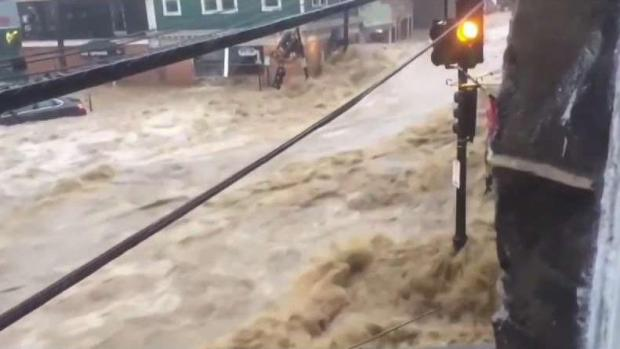 [DC] Ellicott City Flooded for Second Time in 2 Years