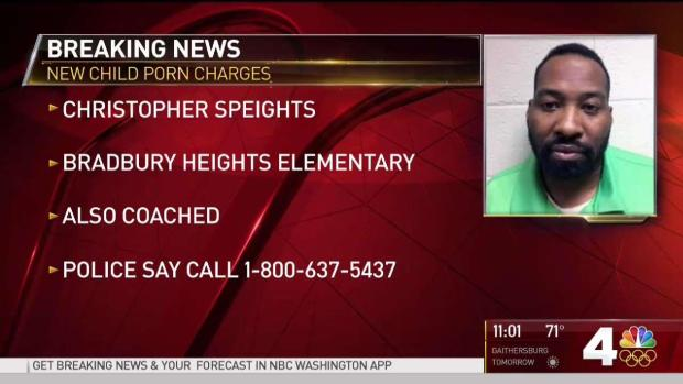 [DC] Ex-Substitute Teacher Facing Additional Child Porn Charges