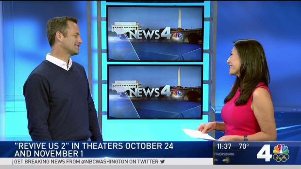 Kirk Cameron's 'Revive Us 2' Coming to Theaters Oct. 24