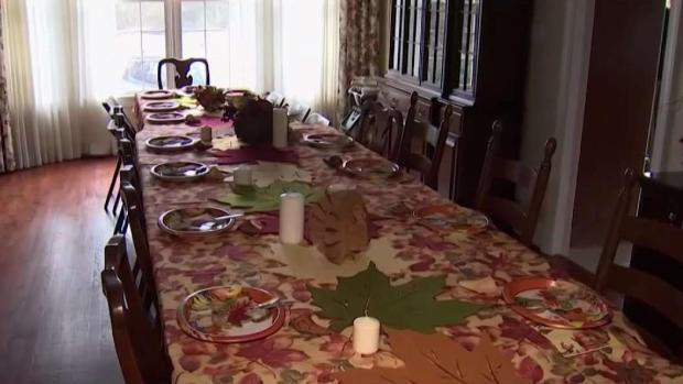 [DC] Virginia Family Hosts Thanksgiving Without Electricity