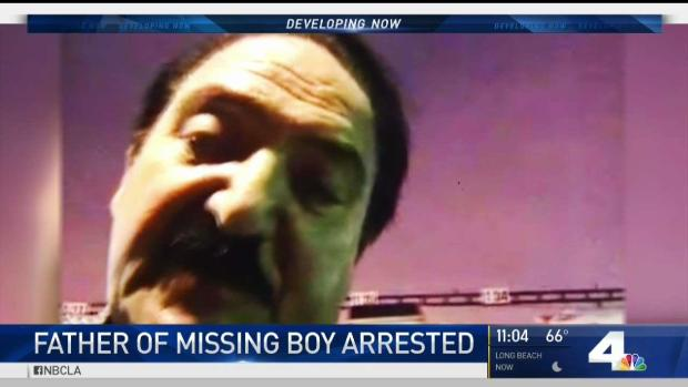 [LA] Family, Community Reacts to Missing Boy's Father's Arrest