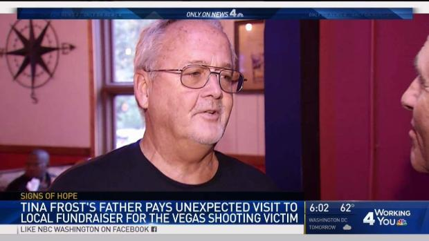 Father of Woman Shot in Head in Las Vegas Speaks