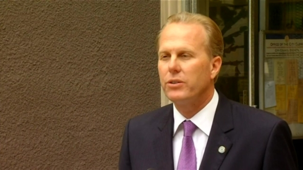 [DGO] Mayor-Elect Addresses SDPD Chief's Retirement