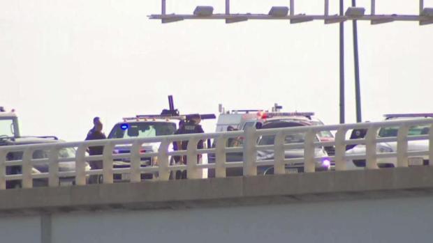 [DC] Firefighters Struck on 14th Street Bridge