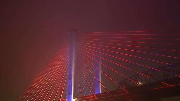 First Span of New Kosciuszko Bridge Opens