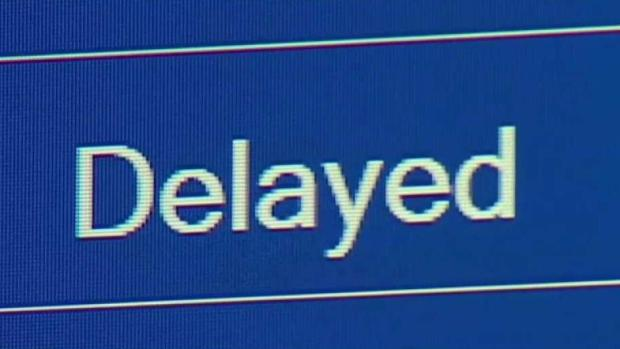 [DC] Flights Delayed, Cancelled Ahead of Storm