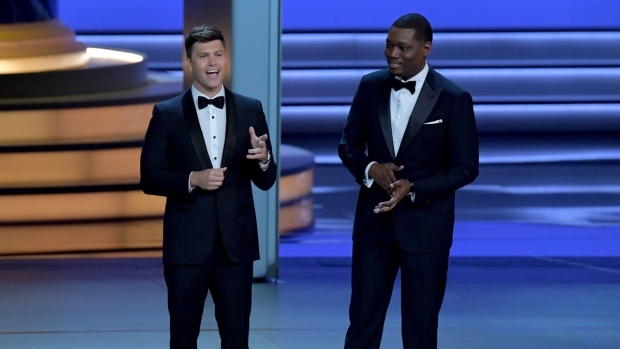 [NATL] Top Entertainment Photos: The 2018 Emmy Awards