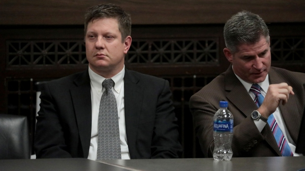 PHOTOS: Reaction to Jason Van Dyke Verdict