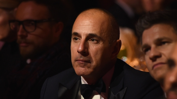Matt Lauer Fired From NBC News