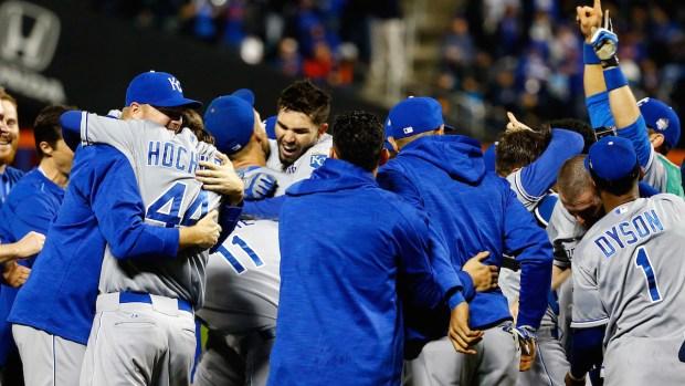 Mets v. Royals: World Series Photos